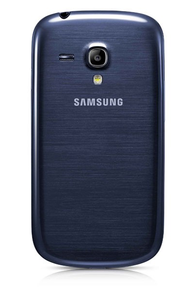Задняя крышка Samsung Galaxy S3 mini i8190, синий