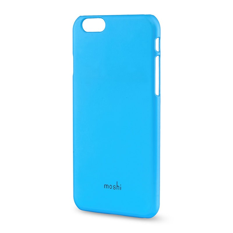 "Чехол Moshi iGlaze ""Snap on Case"" iPhone 6, синий"