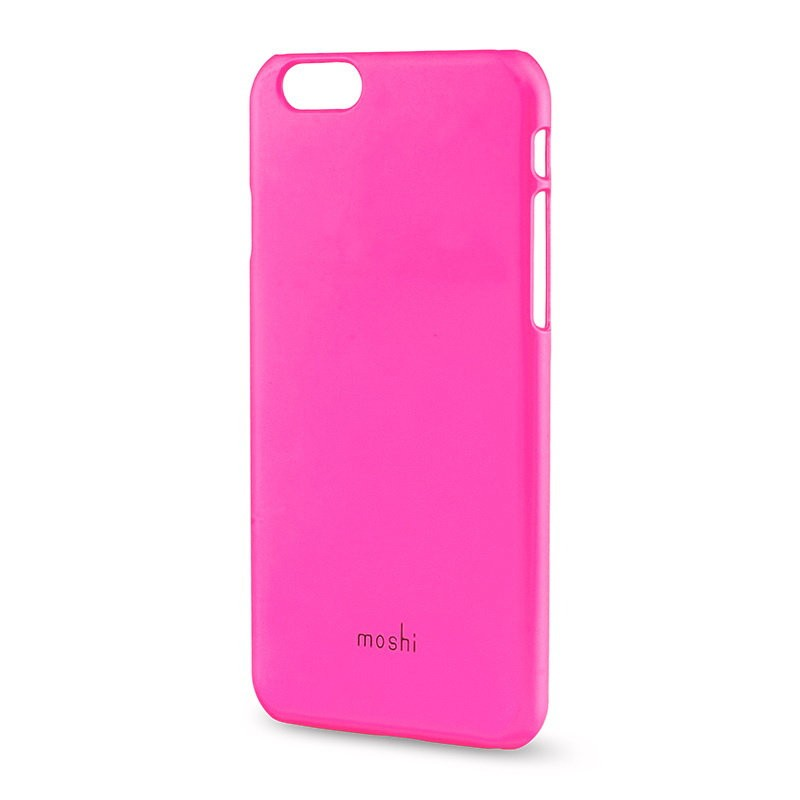 "Чехол Moshi iGlaze ""Snap on Case"" iPhone 5/5S, розовый"