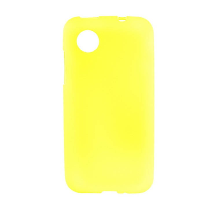 Чехол Original Silicon Case iPhone 6, золотой