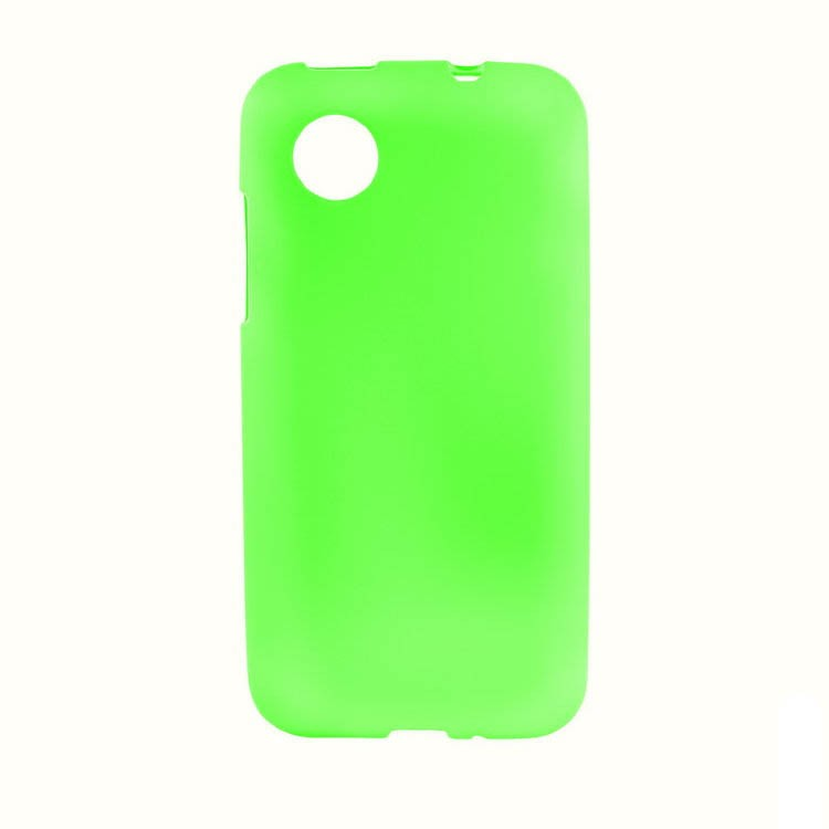 Чехол Original Silicon Case iPhone 4/4S, зеленый