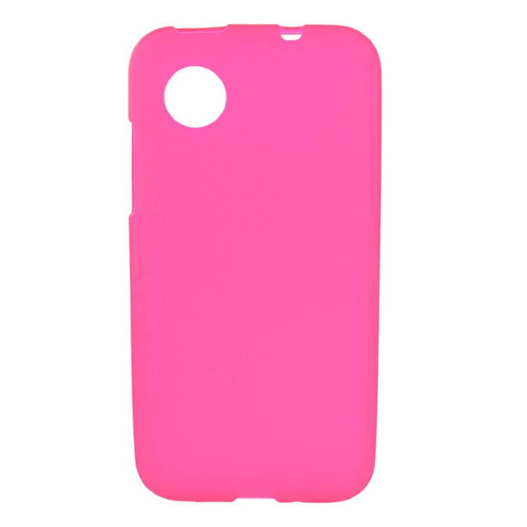 Чехол Original Silicon Case iPhone 5/5S, розовый