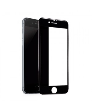 Защитное 3D стекло для iPhone 7 Plus / 8 Plus, черный фото 1