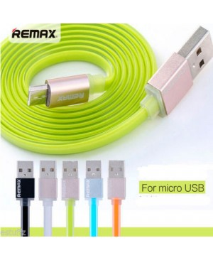 Кабель Micro USB Remax Quick Charge RE-005m Metal