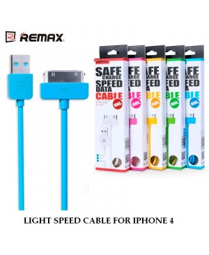USB кабель Remax Light Speed RC-006i4 для iPhone 4