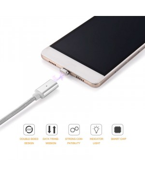 Магнитный usb кабель для зарядки iPhone 5