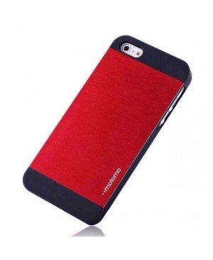 Чехол Motomo INO Metal Case iPhone 4/4S, красный