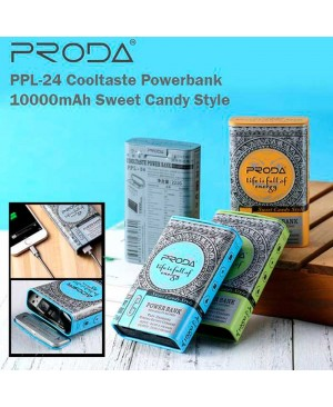 Proda Remax PPL-24 Cooltaste Power Bank 10000mAh фото 1