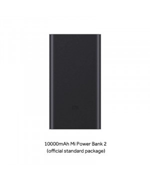 Xiaomi Mi Power Bank 2 10000 mAh Original Black (VXN4176CN)
