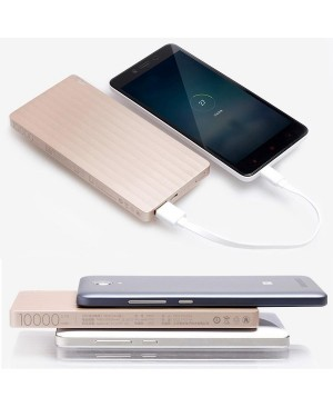 Внешний аккумулятор Xiaomi ZMI Power Bank 10000 mAh Original Gold