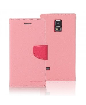 Чехол-книжка Book Cover Goospery Samsung, розовый