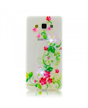 Чехол Diamond Silicone iPhone 5/5S Spring Flowers