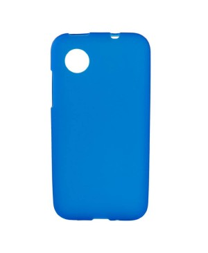 Чехол Original Silicon Case iPhone 4/4S, синий
