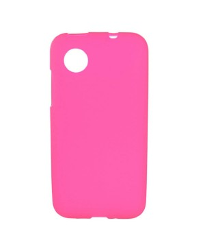 Чехол Original Silicon Case HTC, розовый
