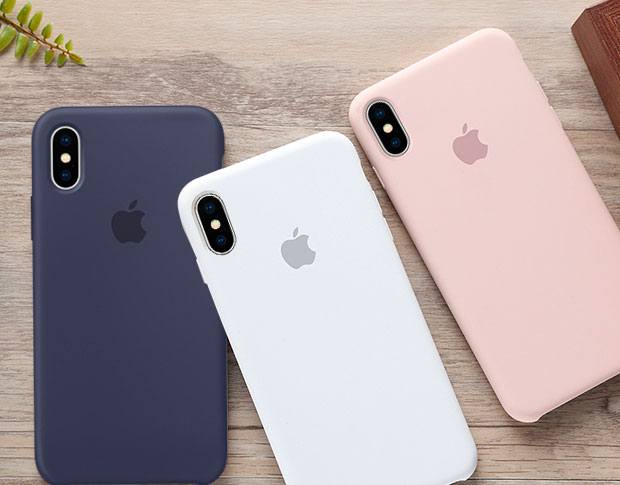 Фото Apple Silicone Case iPhone X